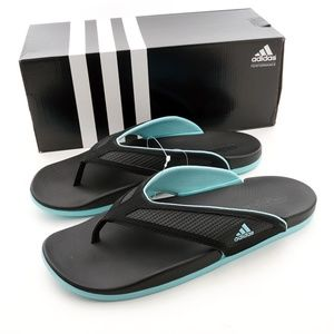 Adidas Adilette Cloudfoam Flip-Flops Sandals,